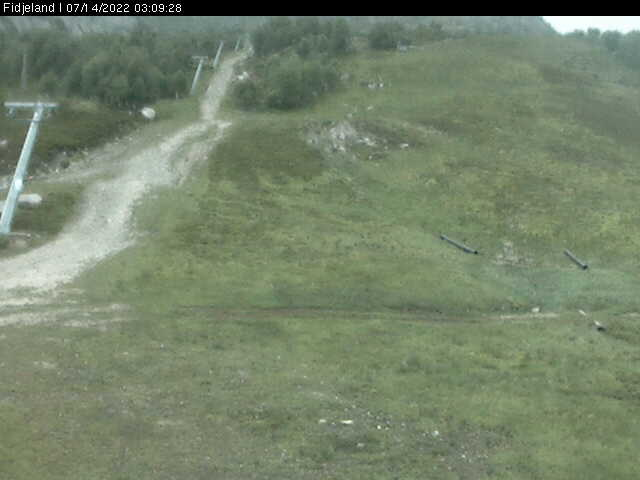 Webcam Fidjeland, Sirdal, Vest-Agder, Norwegen